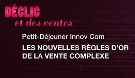 Innov'Com - PtiDèj 12 septembre 2014 SMALL