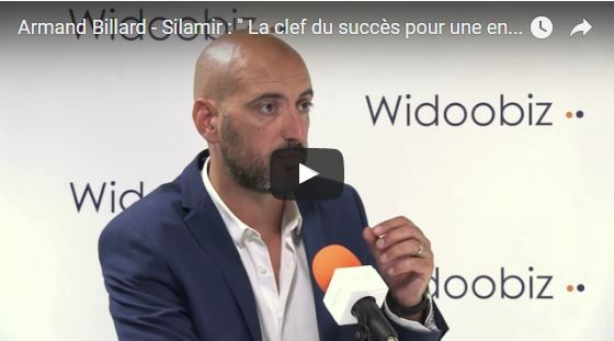 Couverture Vidéo Armand Billard Silamir