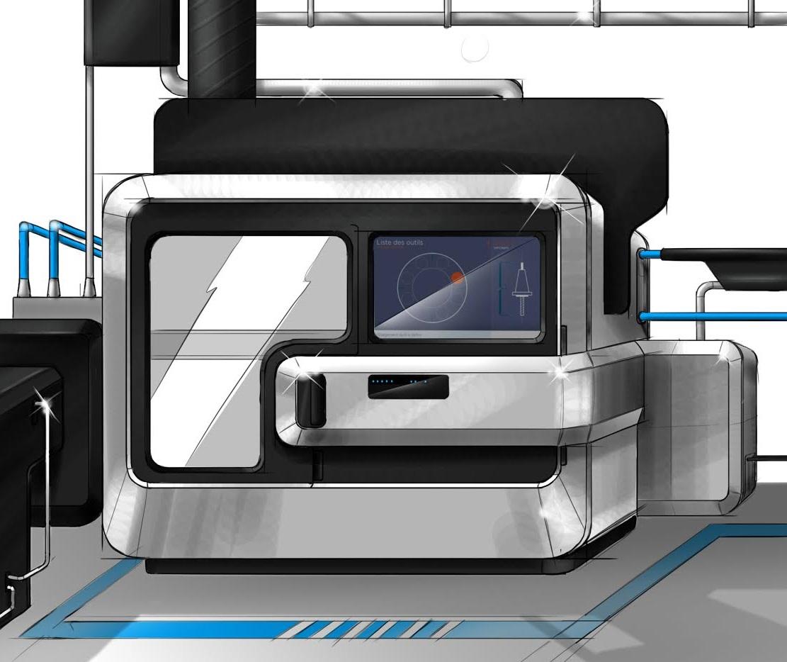 Silamir - Design industriel - petit
